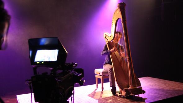 Remy van Kesteren in Desmet TV-Studio 1