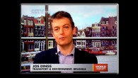 Jos Dings is directeur van Transport & Environment en in die hoedanigheid te gast in...