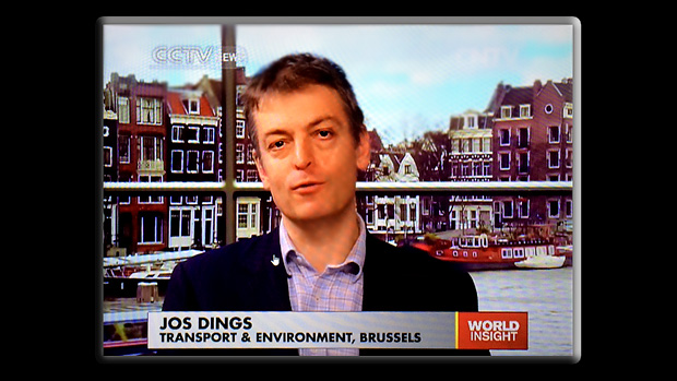Jos Dings is wereldberoemd in China