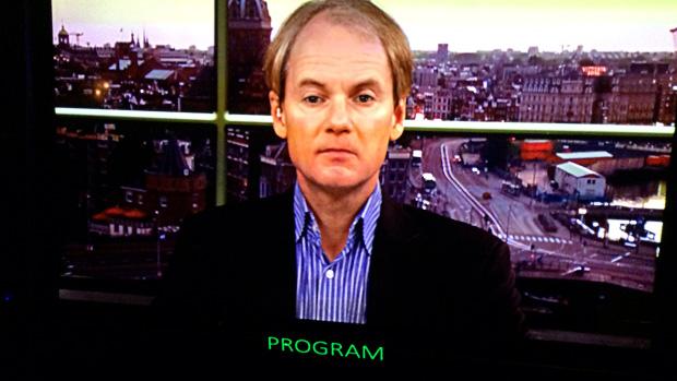 Harry van Bommel voor Al Jazeera