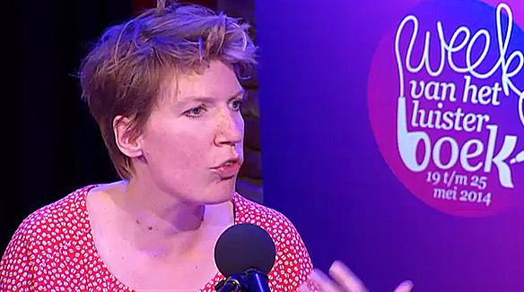 Storytel Luisterboek award 2014