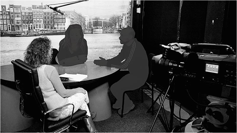 Mediatraining desmet studio 39 s amsterdam for Studio omgeving amsterdam
